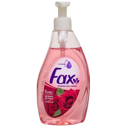Мыло жидкое Fax Роза, 400 мл