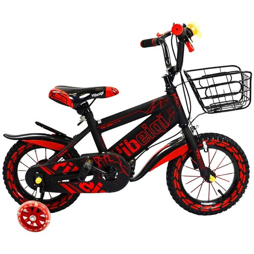 детский велосипед yibeigi v 14 синий Детский велосипед Yibeigi V-14 красный
