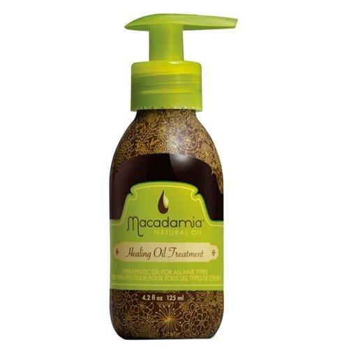 Macadamia Natural Oil Уход восстанавливающий с маслом арганы и макадамии для волос и кожи головы, 125 мл недорого