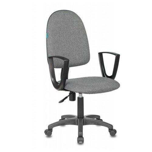 Компьютерное кресло Бюрократ CH-1300N офисное, обивка: текстиль, цвет: серый 3C1 недорого