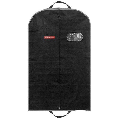 Фото - HAUSMANN Чехол для верхней одежды HM-701003 60x100 см черный hausmann чехол для верхней одежды hm 701403 140x60 см черный