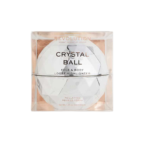 REVOLUTION Хайлайтер Crystal Ball Face & Body Loose