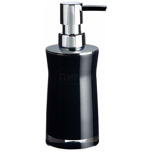 Фото - Дозатор для жидкого мыла RIDDER Disco, черный дозатор для жидкого мыла ridder paris 22250510 черный