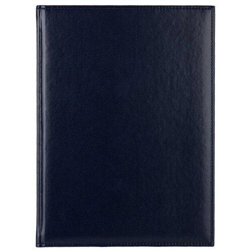 Купить Ежедневник недатированный синий, А4, 202х272мм, 176л, аттасне Каньон, Attache, Ежедневники
