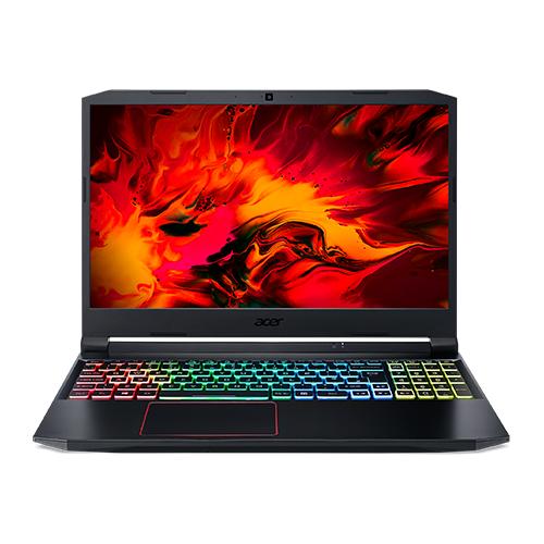 "Ноутбук Acer NITRO 5 AN515-55-545M (Intel Core i5 10300H 2500MHz/15.6""/1920x1080/12GB/512GB SSD/DVD нет/NVIDIA GeForce RTX 3060 6GB/Wi-Fi/Bluetooth/Windows 10 Home)"" NH.QB2ER.009 черный"