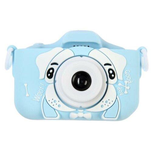 """Фотоаппарат Сима-ленд Cartoon Digital Camera Puppy """"Собачка"""" голубой"""