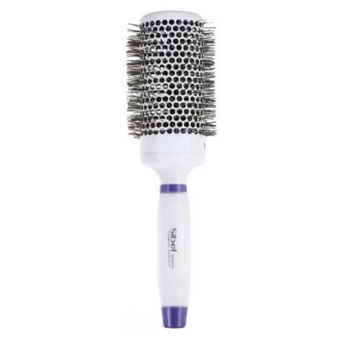 Купить Термобрашинг для укладки волос Sibel с силиконовой ручкой, 53 мм 8483532