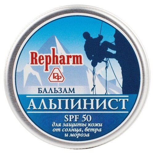 Бальзам для тела Repharm Альпинист, 30 мл