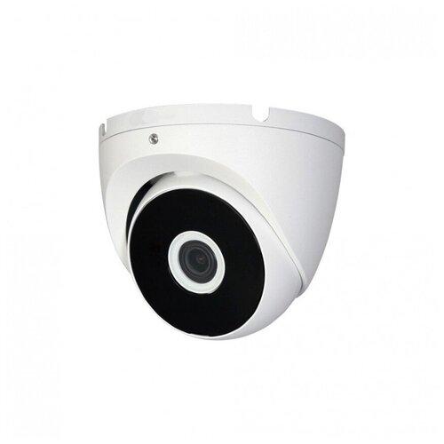 Фото - Видеокамера HDCVI купольная EZ EZ-HAC-T2A21P-0280B видеокамера hdcvi купольная ez ez hac t1a11p 0280b