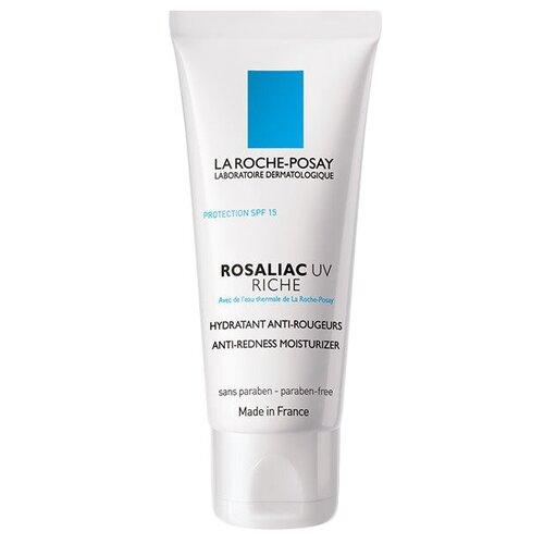 La Roche-Posay Rosaliac UV Riche Увлажняющее средство для усиления защитной функции кожи лица, склонной к покраснениям, 40 мл