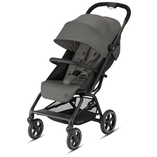 Прогулочная коляска Cybex Eezy S Plus 2, Soho Grey, Коляски  - купить со скидкой