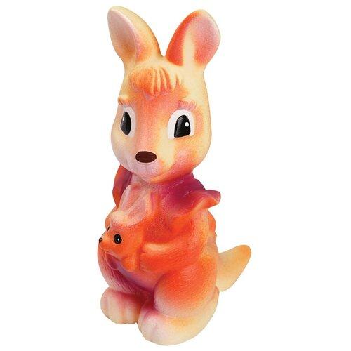 Фото - Игрушка для ванной ОГОНЁК Кенгуру (С-479) оранжевый игрушка для ванной огонёк лев бонифаций с 644 оранжевый
