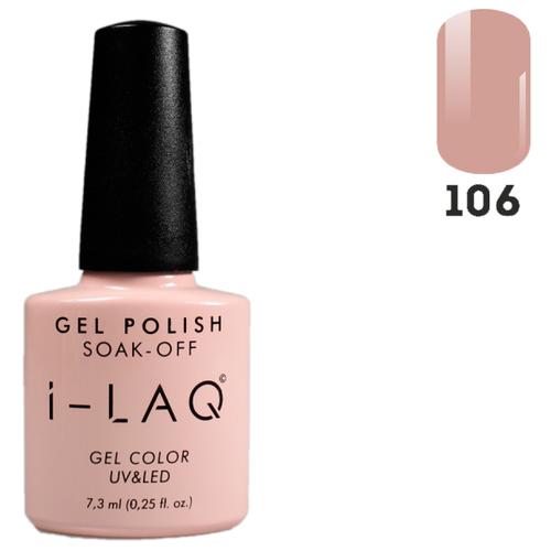 Купить Гель-лак для ногтей I-LAQ Gel Color, 7.3 мл, 106