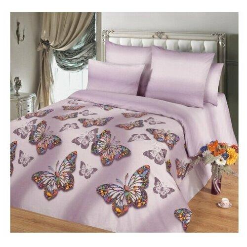 Фото - Постельное белье семейное MILANIKA Гламур, поплин, 70 х 70 см фиолетовый постельное белье stefan landsberg flicker семейное