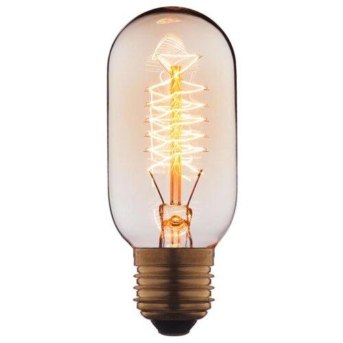 Лампочка накаливания Loft it Edison Bulb 4540-S E27 40W