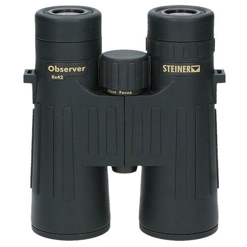 Фото - Бинокль Steiner 8x42 Observer черный бинокль steiner bluhorizons 10x42 autobright 2345 steiner бинокль