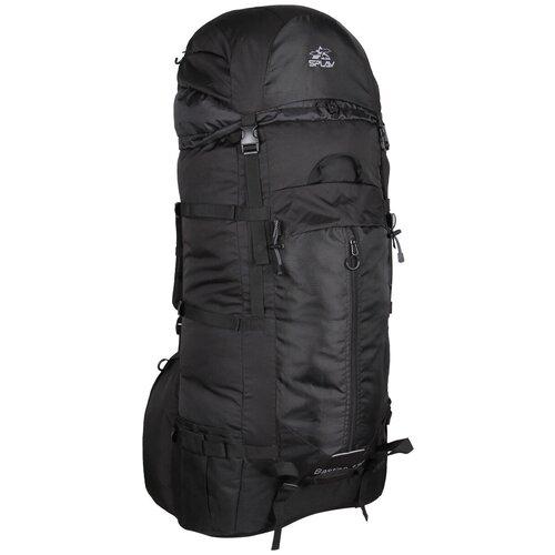 Экспедиционный рюкзак Сплав Bastion 130, черный
