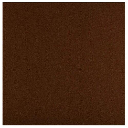Купить Gamma Premium фетр декоративный 33 х 53 см FKS12-33/53 881 коричневый, Валяние