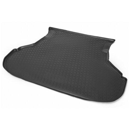 Коврик багажника RIVAL 16004002 для LADA (ВАЗ) Priora черный коврик багажника rival 16002004 для lada ваз granta lada ваз kalina черный