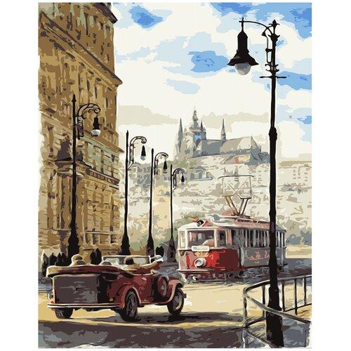 Фото - Картина по номерам Molly 40х50 см Лондон картина по номерам molly 40х50 см отражение
