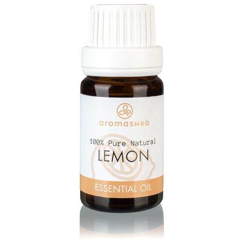 Аромашка эфирное масло Лимон, 10 мл