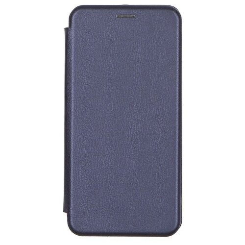 Чехол-Книжка Fashion Case Xiaomi Redmi Note 8 (Темно-синий)