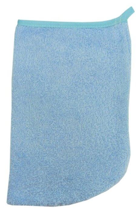 Мочалка «Папитто» рукавичка махровая 3010