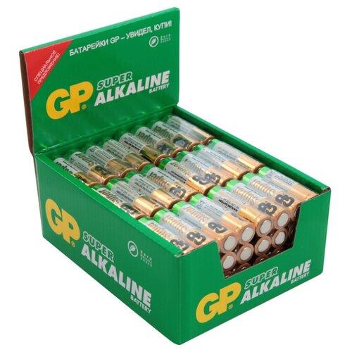 Фото - Батарейка GP Super Alkaline AA, 96 шт. gp pb570gs270 2cr4
