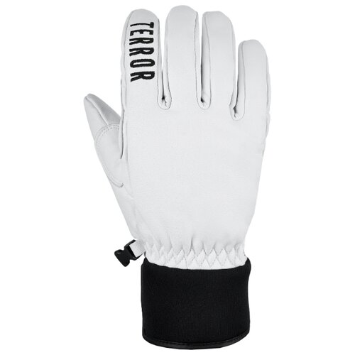 Перчатки Terror Snow размер M, white