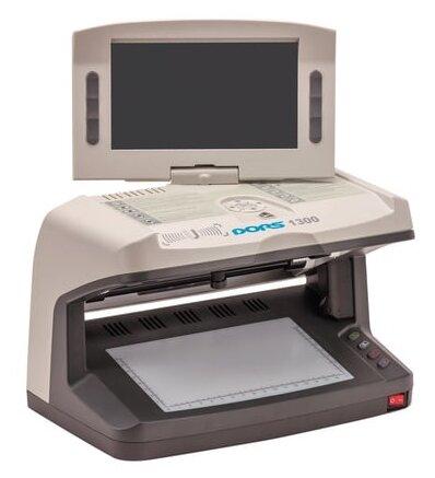Просмотровый детектор банкнот DORS 1300 M2