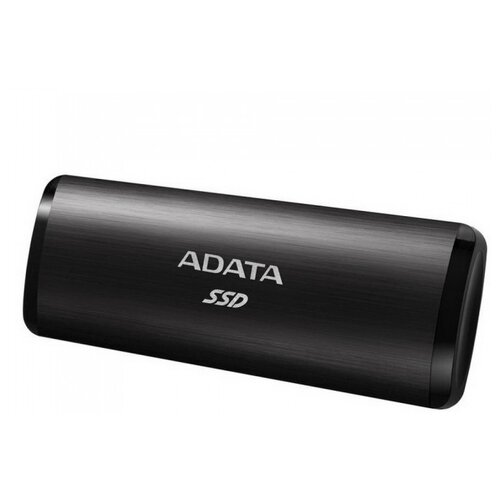 Фото - Внешний SSD ADATA SE760 512 ГБ, черный внешний ssd hp p700 512gb 5ms29aa 512 гб черный