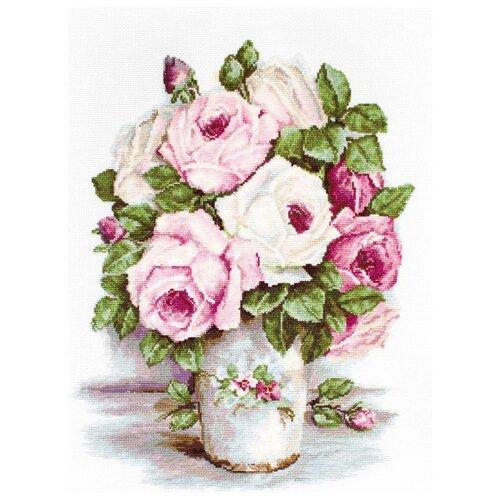 BA2329 Набор для вышивания 'Смешанные розы' 30*38,5 см, Luca-S