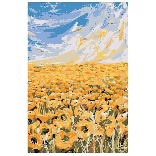 Купить Картина по номерам, 100 x 150, F66, Живопись по номерам , набор для раскрашивания, раскраска, Картины по номерам и контурам
