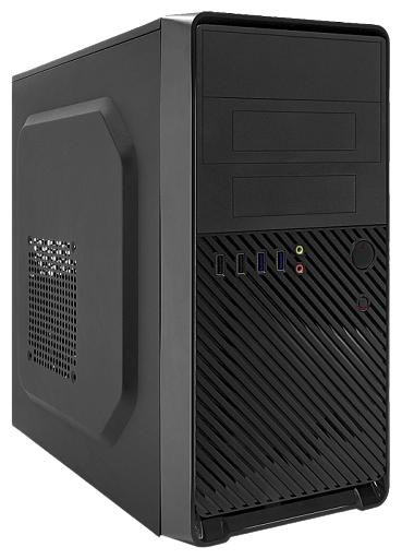 Настольный компьютер ОГО! Office (323651) Midi-Tower/Intel Core i3-10100/4 ГБ/1 ТБ HDD/Intel UHD Graphics 630/ОС не установлена черный - Характеристики - Яндекс.Маркет
