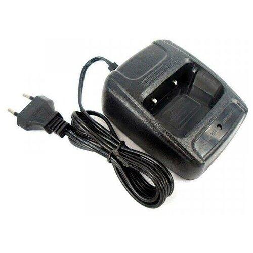 USB зарядный стакан для радиостанции Baofeng BF-888S - Черный