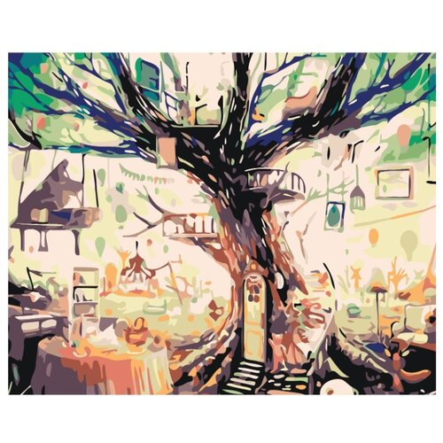 Купить Картина по номерам, 100 x 125, KTMK-287571, Живопись по номерам , набор для раскрашивания, раскраска, Картины по номерам и контурам