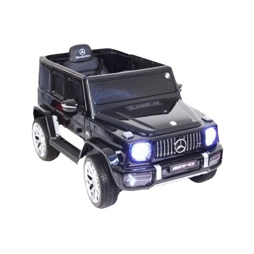 Купить RiverToys Автомобиль Mercedes-Benz G63 T999TT, Black-Glanec, Электромобили