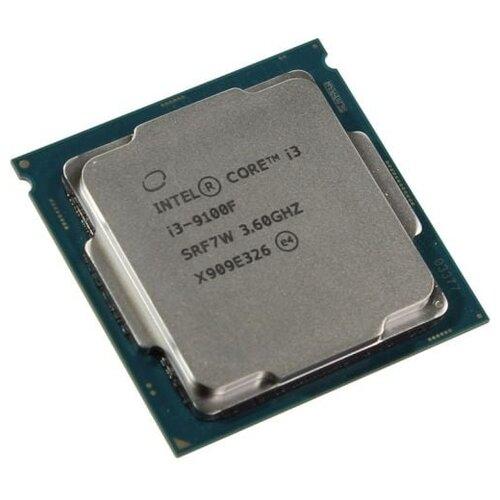 Процессор Intel Core i3-9100F, OEM