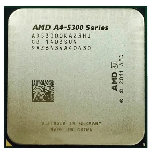 Процессор AMD A4-5300, OEM