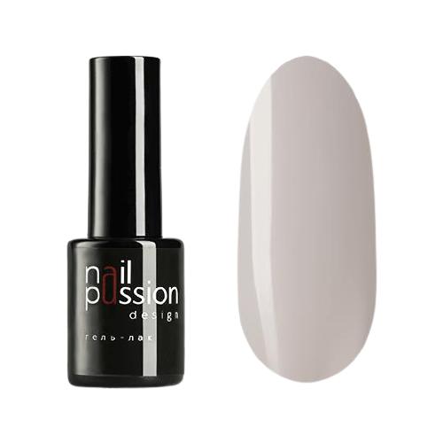 Гель-лак для ногтей Nail Passion Нежность шелка, 10 мл, оттенок 3108 Легкость кружева