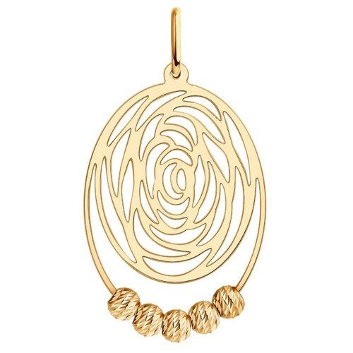 Diamant Подвеска из золота 51-130-01172-1