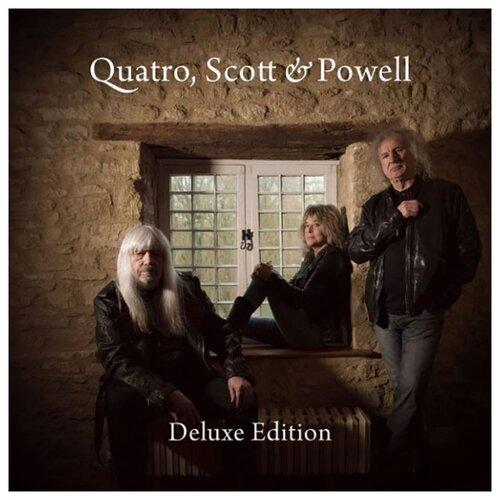 Фото - Quatro, Scott & Powell – Quatro, Scott & Powell (CD) william powell tuck overcoming sermon block