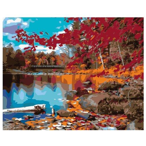 Купить Картина по номерам, 100 x 125, KTMK-951751, Живопись по номерам , набор для раскрашивания, раскраска, Картины по номерам и контурам