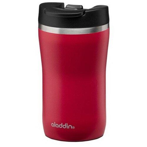 Термокружка Aladdin 0.25L из нержавеющей стали Café Leak-Lock красная