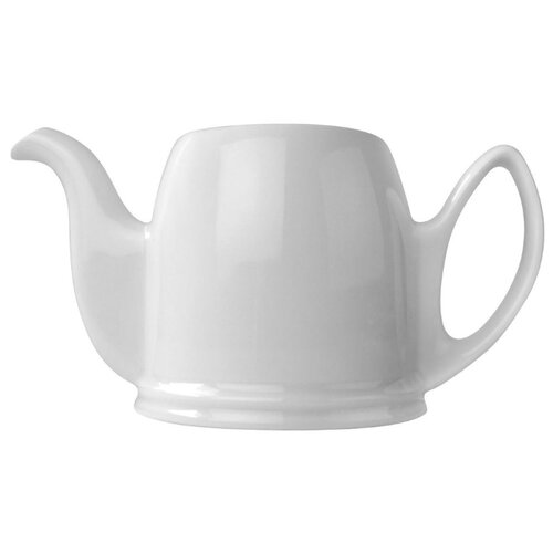 Фото - Чайник заварочный Salam White (0.37 л), без колпака, на 2 чашки 189946 Guy Degrenne чайник заварочный salam white 0 37 л с колпаком с ситечком на 2 чашки 211987 guy degrenne