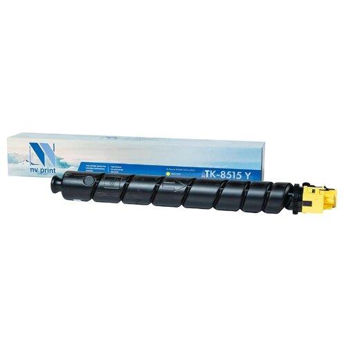 Фото - Картридж NV Print TK-8515 Yellow для Kyocera, совместимый картридж nv print tk 8515 magenta для kyocera совместимый