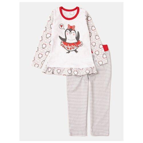 Купить Пижама KotMarKot размер 122, мультиколор, Домашняя одежда
