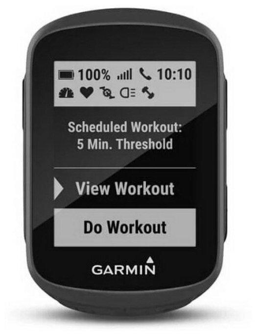 Навигатор Garmin EDGE 130 Plus Bundle MTB фото 1