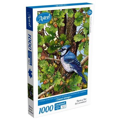 Купить Пазл Origami Astrel. Синяя птица (5619), 1000 дет., Пазлы