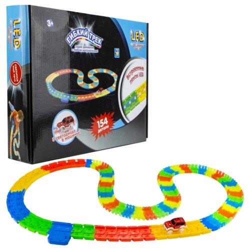 Купить Трек 1 TOY LED Т16525, Детские треки и авторалли